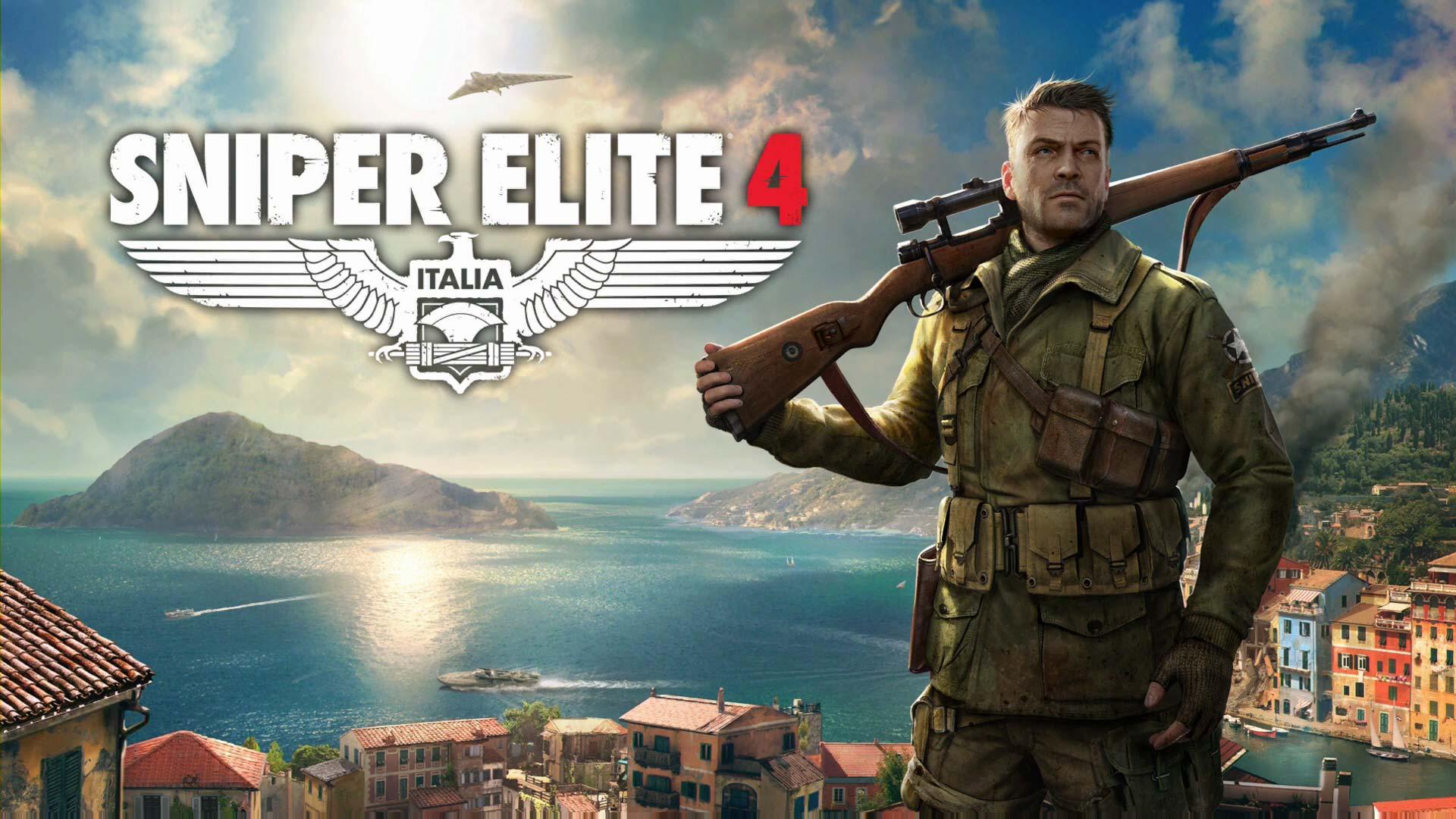 Sniper Elite 4 [Аккаунт]