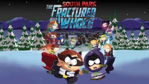 South Park: The Fractured But Whole – (You Can) Call on Me Side Quest