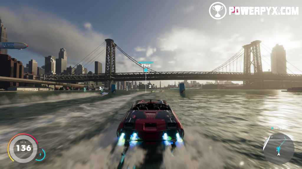 The Crew 2 How to Make Boat Drive Faster, Win Boat Races