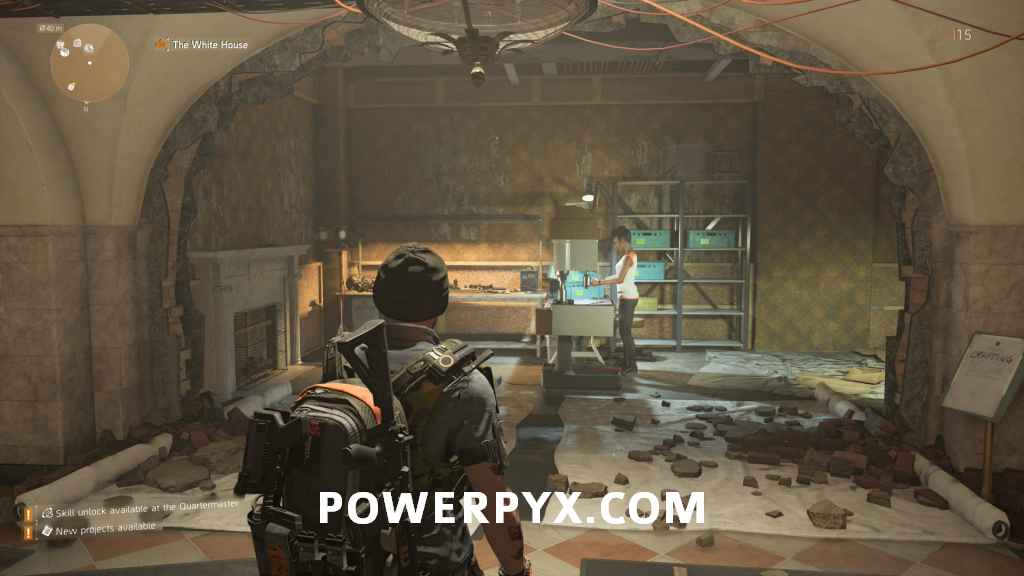 The Division 2 How to Unlock Crafting