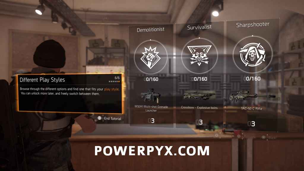 The Division 2 How to Unlock & Use Specializations (Crossbow