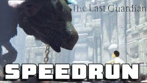 The Last Guardian Complete Walkthrough & Speedrun