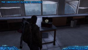 The Last of Us All Tool Locations