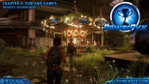 The Last of Us: Left Behind – All Collectible Locations Guide