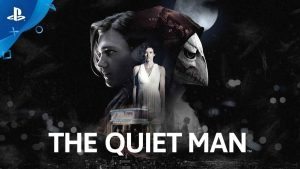 The Quiet Man releases 2018 on PS4 / PC, will be 'Movie Length'