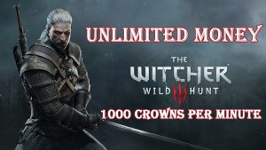 The Witcher 3 Wild Hunt – Unlimited Money Exploit
