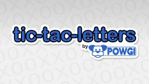 TIC-TAC-LETTERS BY POWGI Trophy Guide & Roadmap